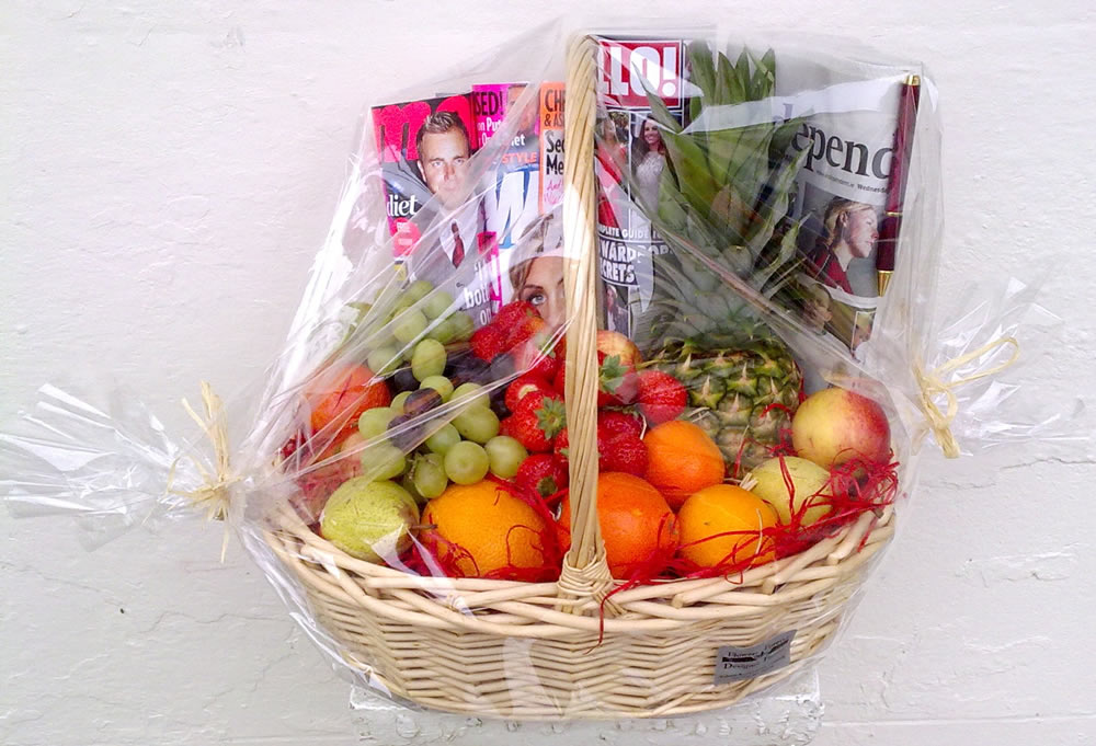 Wide Variety of Get Well Soon Hampers to Choose from