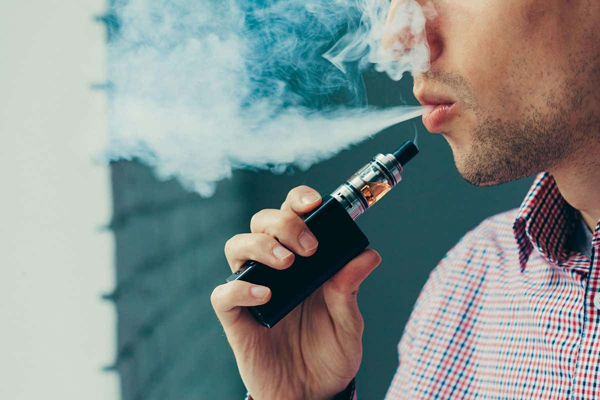 5 Reasons to Quit Smoking and Start Vaping