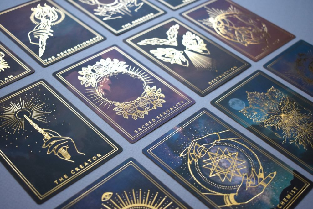 Oracle Cards: An Explanation